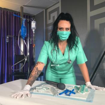 Krankenschwester Kasack