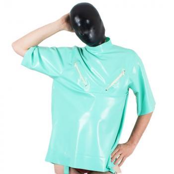 Patientenhemd kurz