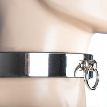 Halsreif mit Ring 20mm