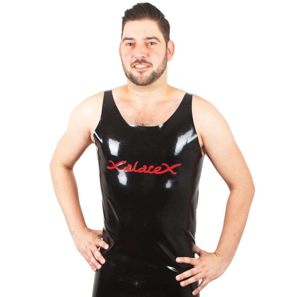 Latex Shirt: XalateX Latex-Merchandise!