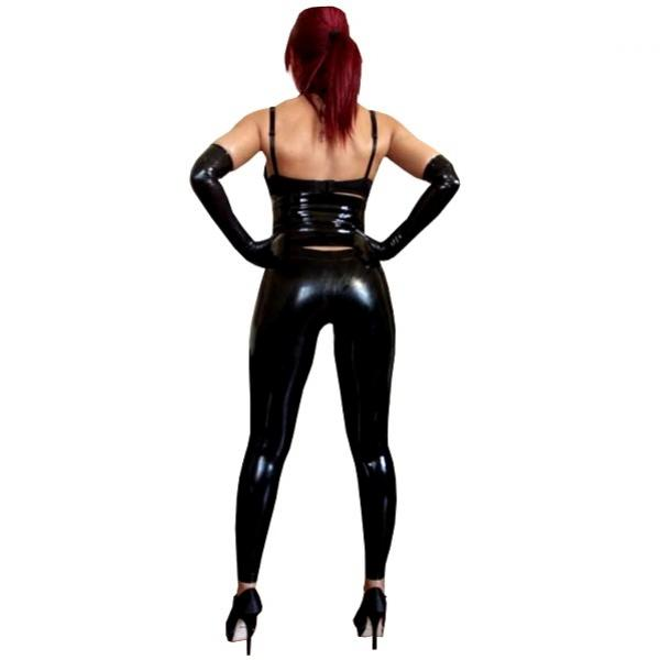 "Latex leggings ""Princess"""