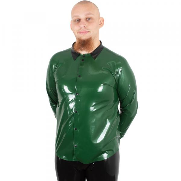 "Latex-Shirt ""Fabio"""